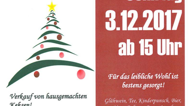 03.12.2017 – Mösendorfer Adventmarkt