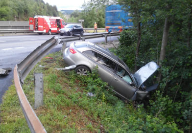 29.06.2017 I Verkehrsunfall B1