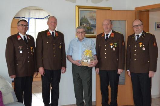 03.06.2017 | Steiner Johann ist 85