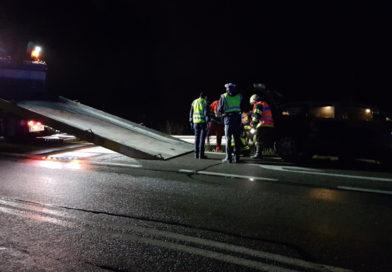 01.11.2017 I Verkehrsunfall B1