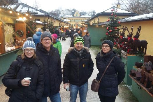 08.12.2017 I Besuch Christkindlmarkt