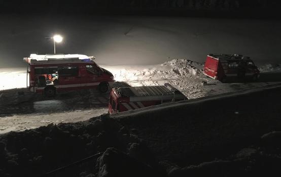 10.01.2019 I Schnee über Schnee